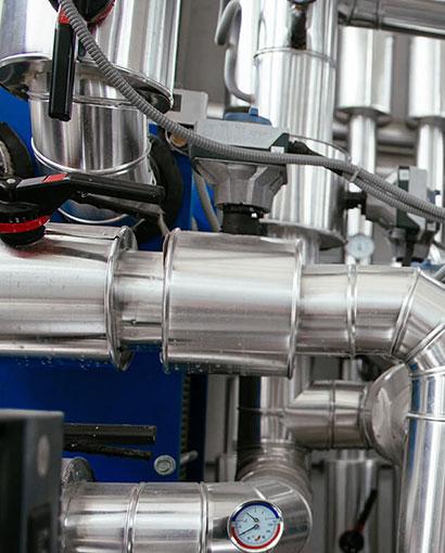 material de fontanería en boluda industrial