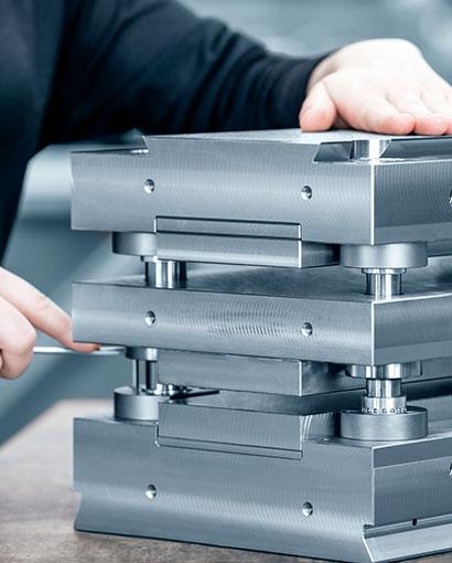matricería y moldes en boluda industrial