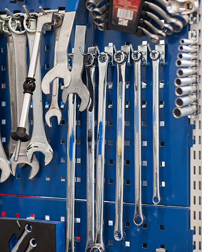 accesorios de taller en boluda industrial